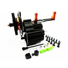 Hot Racing SCX38TP03 Axial SCX10 Aluminum 2 Speed Transmission (Short Output)