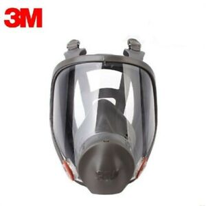 3M 6900 Full Face Respirator, Size Large Brand New in Box Free Shipping! USA