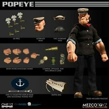 Mezco Toyz 76470 1:12 THE ONE COLLECTIVE Pupai Popeye FIGURE Toys 6''