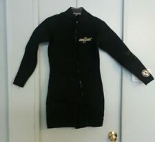 New listing Sea Quest Shorty Dive Wetsuit 6.5 mm,Thermal Protection Black, small S women/men