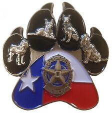 Dallas Police Department K-9 Challenge Coin  2