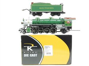 O Gauge 3-Rail K-Line K3686-4501 SOU Southern 2-8-2 Mikado Steam #4501 w/ TMCC