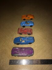 Best Offer!! Tootsietoy Die-cast Cars Lot Of 5