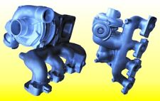 Turbolader FORD Mondeo III  Transit V 2.0TDCI Duratorq DI 130Ps   714467