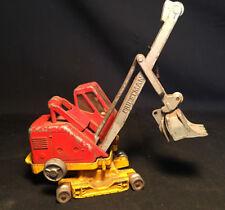 Vintage Corgi Cast Priestman Cub Shovel Loader Digger Toy Model
