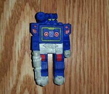 !SALE!                 Transformers cassettes vintage g1 soundwave eraser! Rare!