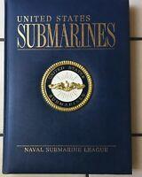 United States Submarines Naval Submarine League Book Isbn 9780883634523