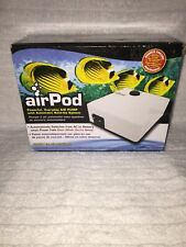 AirPod Air Pump w/Battery Back-Up for up to 55 Gallon Tanks