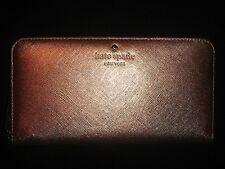 Kate Spade CEDER STREET LACEY Zip Around Clutch Wallet