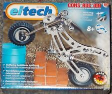 Trail Bike Eitech C60 Metal Construction Building Toy Steel Model Kit