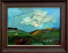 Moderne Kunst Garbor Siladi 1926-2007, verz. artprice-Ungarische Landschaft xxx