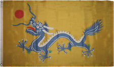 3x5 China Chinese Imperial Dragon of 1890 Poly Premium Flag 3'x5' House Banner