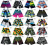Wholesale Mens Beach Boardshorts Quick Dry Swim Trunks Surfing Shorts Swimwear