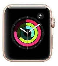 New Apple Watch Series 3 38mm Gold Case (Face Only) 12 months warranty