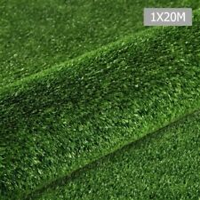 Primeturf AR-GRASS-10-120M-OL 1 x 20m Artificial Synthetic Grass - Olive Green