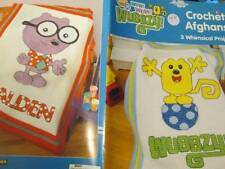 Wow Wow Wubbzy Crochet Afghans Book-3 Projects-Leisure Arts