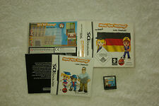 Mind Your Language: Learn German for Nintendo DS,Lite,DSi & 3DS