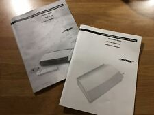 BOSE LIFESTYLE 28/35 DVD OPERATING GUIDE