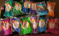 McDonalds Happy Meal 1999 Ty - 3rd Year Full Set