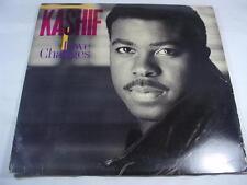 Kashif - Love Changes - Arista AL-8447 + Lyric Liner -