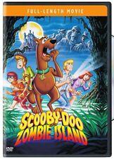 Scooby-Doo on Zombie Island (DVD) *NEW**