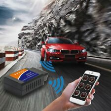 Fashion ELM327 Bluetooth OBD2 OBDII Car Diagnostic Scanner Code Reader Tool a#