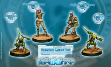 INFINITY-Corvus Belli-Haqqislam SUPPORT PACK-NUOVO