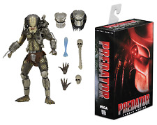 "NECA Predator - Ultimate Jungle Hunter Deluxe 7"" Action Figure IN STOCK"