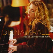 CD Album Diana Krall The Girl In The Other Room (Stop The World)