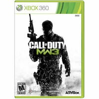 Call of Duty Modern Warfare 3 Microsoft Xbox 360 Action Game