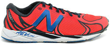 MENS NEW BALANCE RC1400 V3 RUNNING SHOES RED GRAY BLUE WHITE SIZE 8 US 41.5 EU