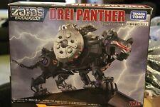 New listing Zoids Wild - Drei Panther Zw35