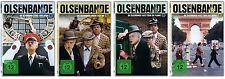 4 DVDs *  DIE OLSENBANDE (HD REMASTERED) 10 -13 IM SET - Ove Sprogøe # NEU OVP -