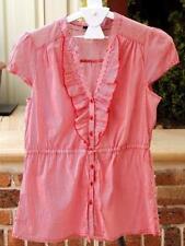 H&M Regular Size 100% Cotton Tops for Women