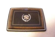 80's Cadillac Steering Wheel Emblem Badge Horn Cover Brougham Fleetwood OEM