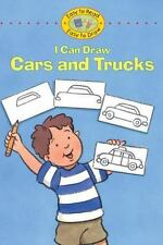 Cars and Trucks (Easy-to-Read! Easy-to-Draw!)