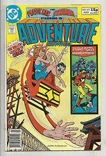 Adventure Comics  #473   NM-