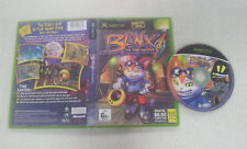 Blinx The Time Sweeper Original Xbox Game PAL