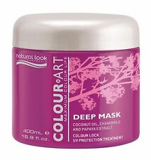 Artav Natural Look Colour ART Hair DEEP MASK - 400ml POT