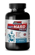 Men Superhard Capsules - Get Hard Pills 1800mg - Tribulus 60 1B