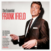 Frank Ifield - The Essential - The Best Of / Greatest Hits 2CD NEW/SEALED