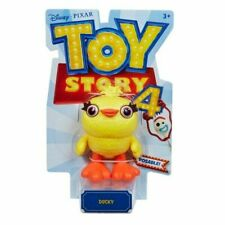 Mattel Toy Story 4 Posable Ducky Action Figure * Yellow Duck with Lashes