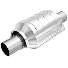 NEW MAGNAFLOW Universal Catalytic Converter #53104 Exhaust Pre-OBDII Short Round