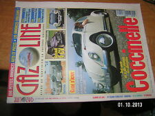 Gazoline n°18  Guide Achat VW Coccinelle Fiat Abarth 124 10 Utilitaires année 50