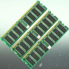 3GB 3x1GB PC3200 DDR400 Low-Density MEMORY For Dell,HP,IBM,ASUS,MSI desktop ram