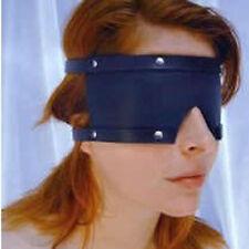 Sexy PU Leather Studded Eye Patch Mask Make Fun Blindfold