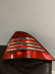 MERCEDES S CLASS W 220 FACELIFT  PAIR OF TAIL LIGHTS