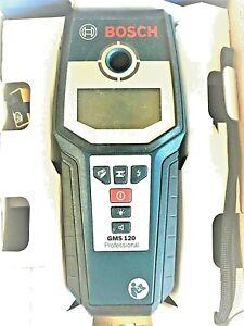 Bosch Professional Stud Finder GMS 120 (max. detection depth wood/magnetic