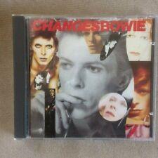 CD - DAVID BOWIE  - CHANGESBOWIE - CDP 79 4180 2