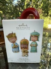 2010 Gifts we Bring Three Kings inspired by Marys angels Hallmark Ornament